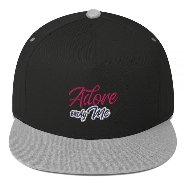 Adore Only Me Flat Bill Cap