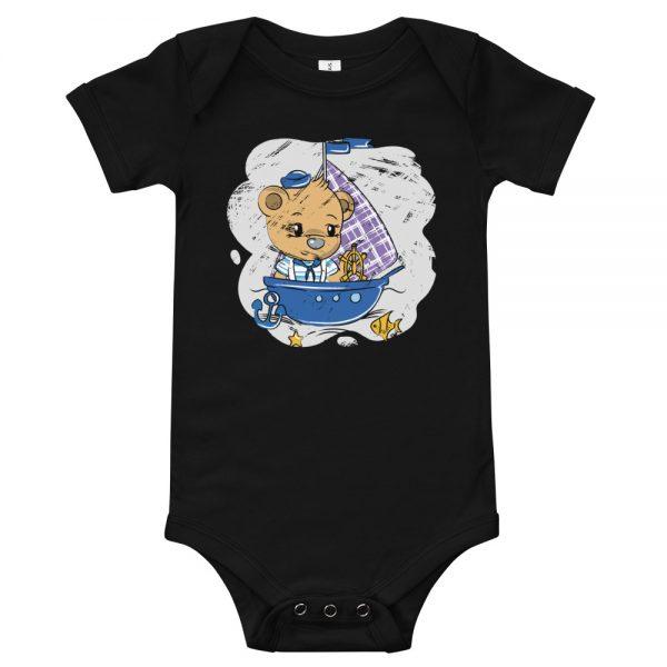 Tendy Bear Ship T-Shirt
